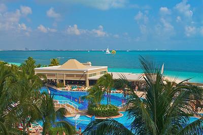 Leaving Cancun