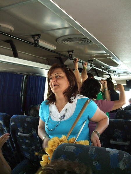 07-16 - Family Bus Trip to the North