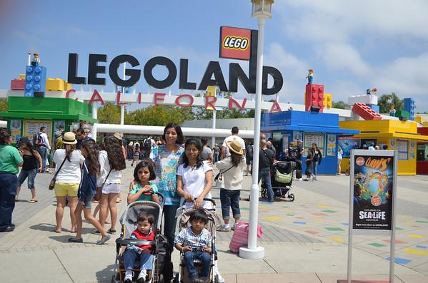 Legoland CA
