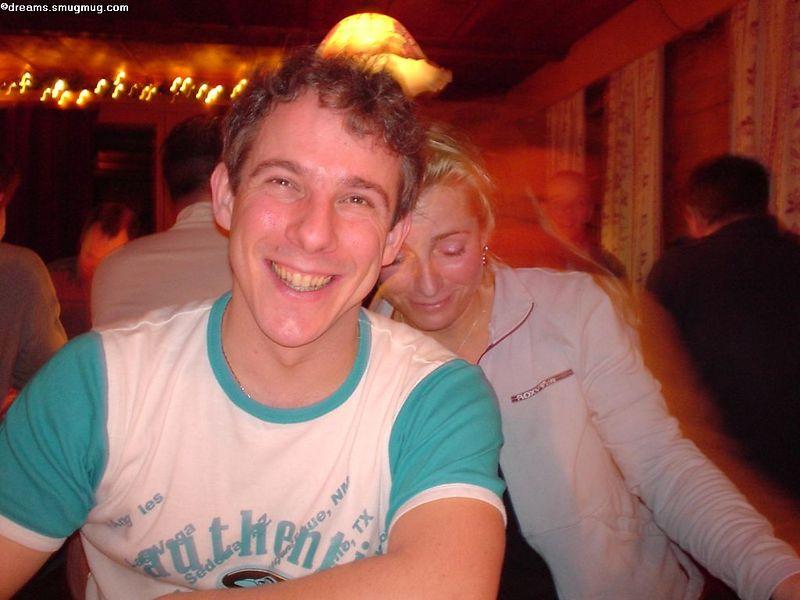 Ninette and I