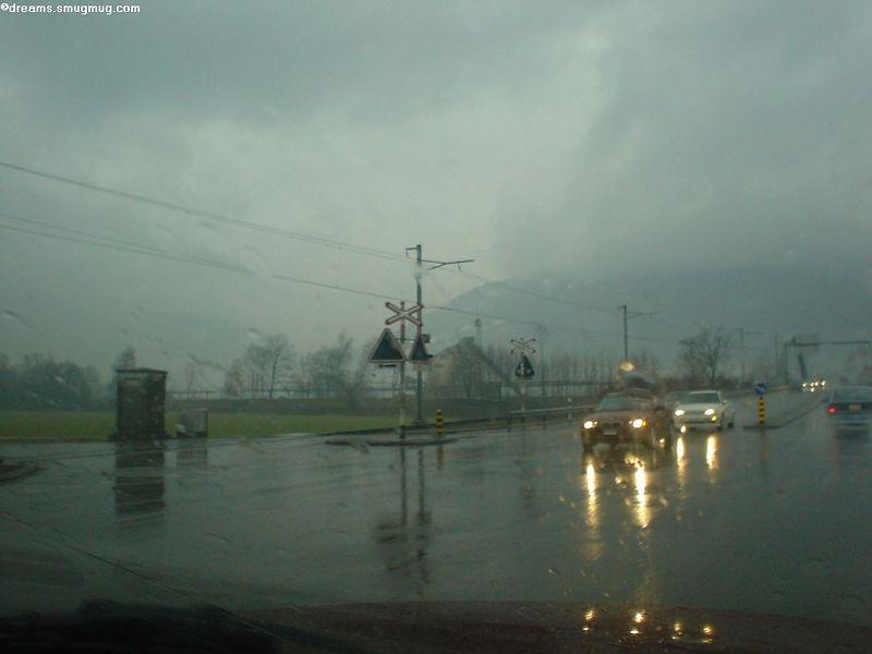 Rain, rain and more rain :(