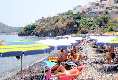 Spiaggia Blanca Beach