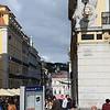 Largo do Chiado (Chiado Square) and the Baixa-Chiado Metro station