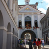 Vilnius - Capital of Lithuania, 700 years old<br /> Old Gate