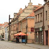 Kaunas former Capital established 13th century