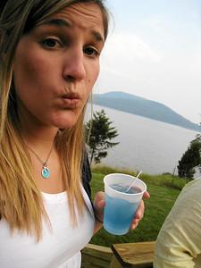 Smurf drink?