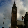 clouds over Big Ben