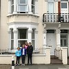"""At our """"flat"""" in London-Fullham"""