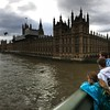 House of Parliament from Westminster Bridge.