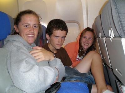 London & Baltics Cruise, August 2007