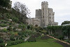 Windsor Castle Moat - now a nice garden