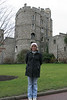 Amy at Windsor Castle