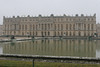 Chateau De Versailles - Looking towards the chateau from the pools