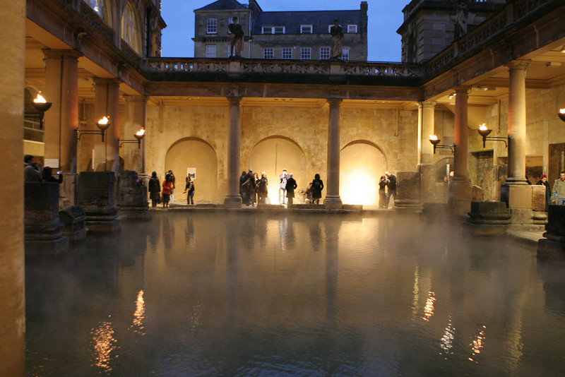 The Great Bath at Bath