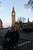 Amy & Jeff in front of Big Ben