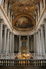 Chateau De Versailles - Looking into the Chapel Royal.