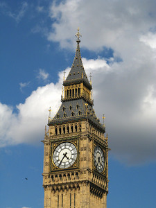 Lily tells me that Big Ben actually refers to a particular bell inside this clock tower
