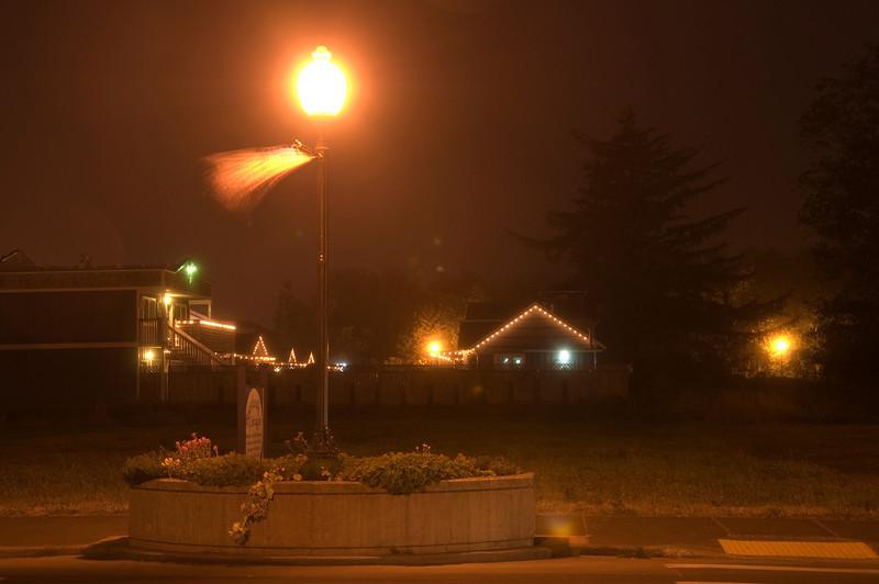 Windy night , August 25th, 2010