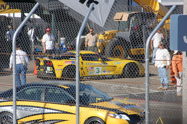 Long Beach Grand Prix, April 2008