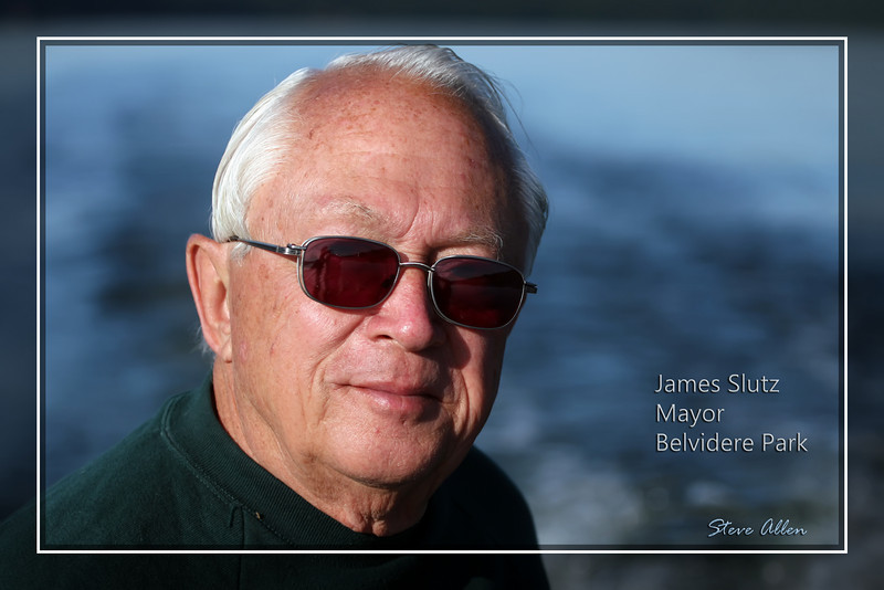 Jim Slutz...Mayor of Belvidere Park