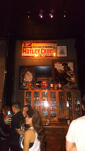Inside the Whisky A Go-Go. I'm such a sap for Jim Morrison