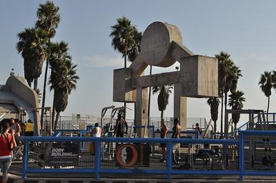 Muscle Beach Venice Beach CA 2012