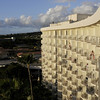OUR SUITE WAS ON THE TOP FLOOR (11TH).  NO WORRIES ABOUT A TSUNAMI UP THERE!!!