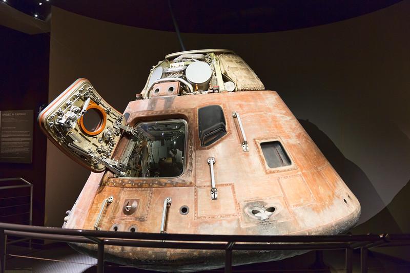 """Apollo 14 """"Kitty Hawk"""" Command Module"""