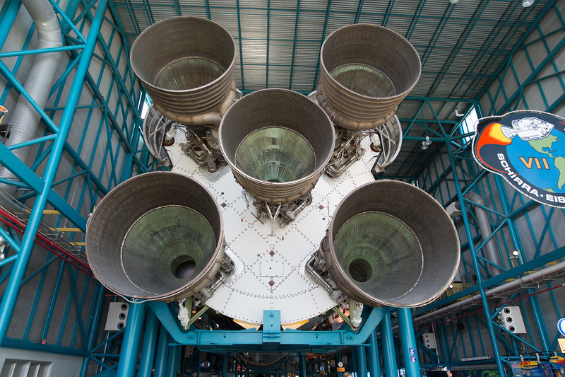 Saturn V first stage