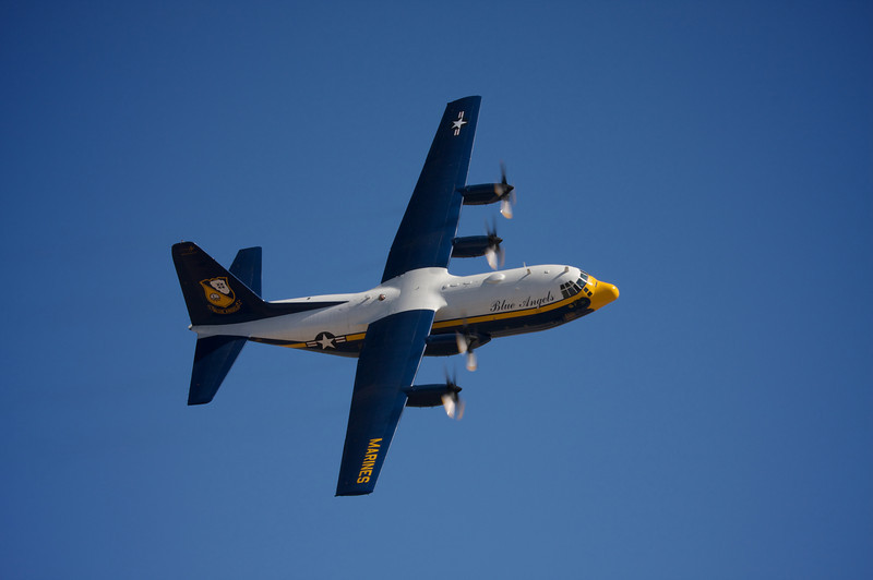 <center>The Blue Angels' Fat Albert</center>