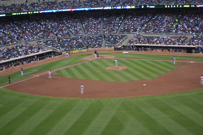 Twins and Tigers Game