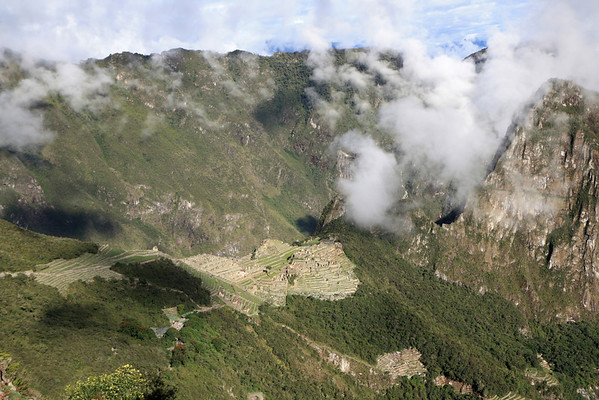 Peru - Machu Picchu and Aguas Calientes