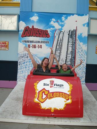 Magic Mountain & Marine World Six Flags