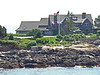 The is the main house at the 'Bush' compound outside of Kennebunkport.