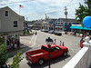 Kennebunkport is a nice little town with small gift shops.