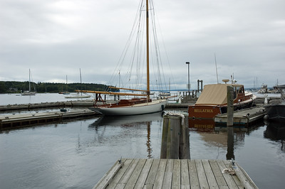 Belfast Harbor, Maine