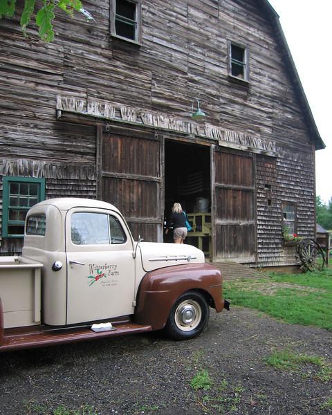 Winterberry Farm tour