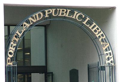 Portland - Library