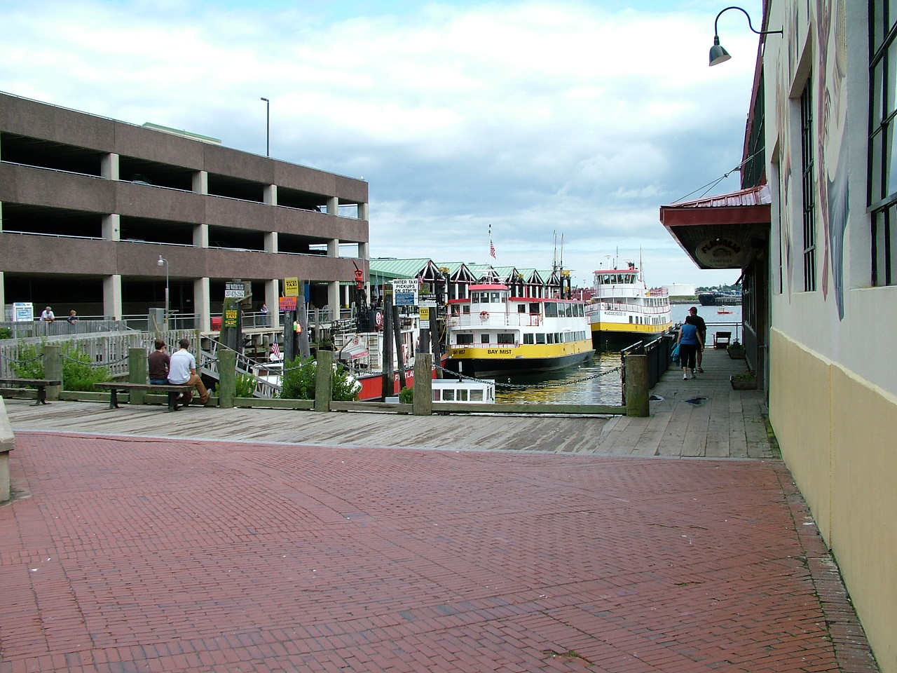 Portland - Walking around
