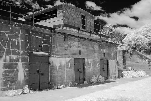 Fort Foster, Infrared