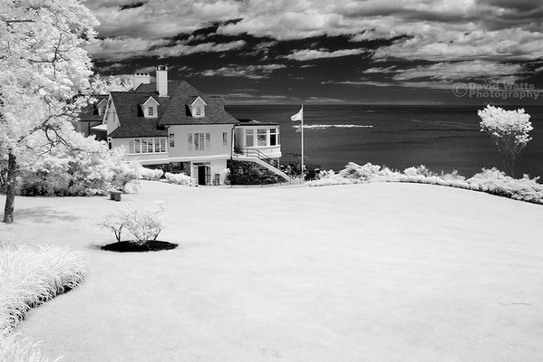 York Harbor Inn, Infrared