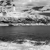Nubble Lighthouse Infrared