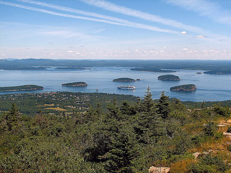 Bar Harbor & The Porcupine Islands