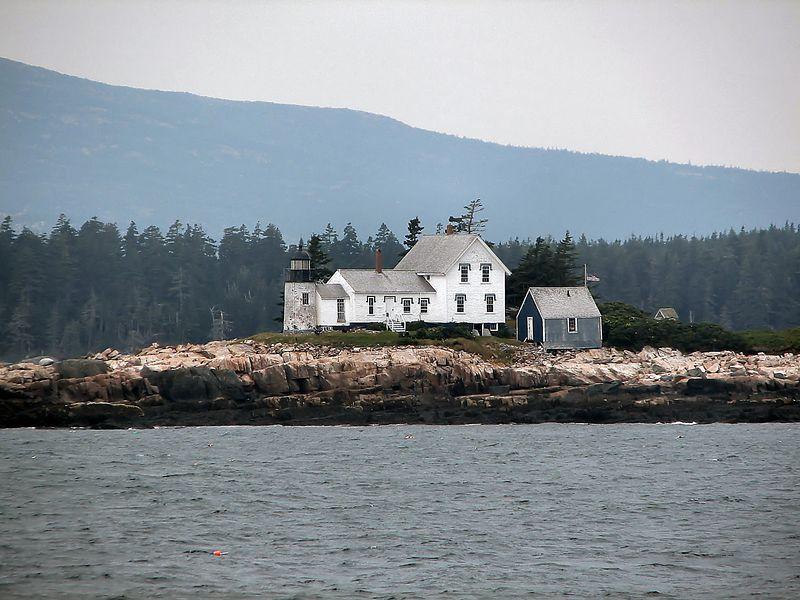 Lighthouse - Schoodic Peninsula