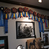 the viewing/trophy room were we all met at 10 am for introductions and a lay-out of the weekend