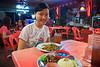 Dinner in Kota Bharu