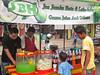 Juice stand in Kota Bharu