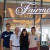 Makati, Manila - Fairmont Hotel