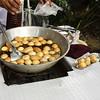 Fried fish balls