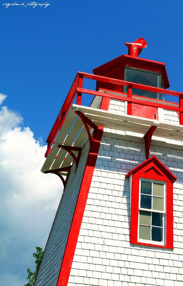 Manitowaning Lighthouse, Manitowaning, Manitoulin Island, Ontario